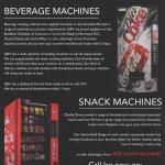 Bradford Snack and Beverage Machines
